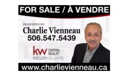 Charlie Vienneau - Keller Williams Capital Realty Bathurst